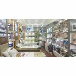 Showroom Interior Decorations Service