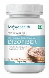 Powder Dizofiber Psyllum Husk, For Promote bowel regularity, Packaging Size: 100 G
