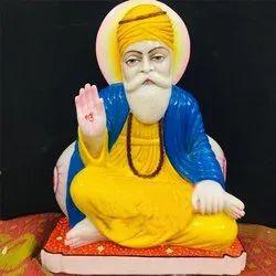 Marble Lord Guru Nanak Dev ji Statue