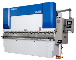 NC Press Brake Machine, 415V,50Hz, Capacity: 40 Tons To 300 Tons