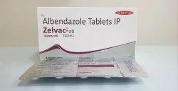 Zelvac - albendazole