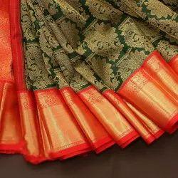 Festival Traditional Special Lichi Silk Sarees