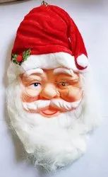 Santa Claus Mask For Christmas Party