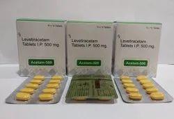Livetiracetam 500mg Ip Tablet For Hospitals,nursing Homes & Doctors