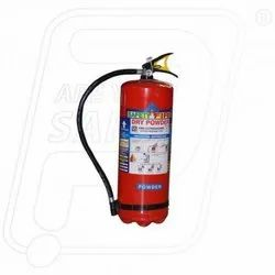 Refilling Fire Extinguisher