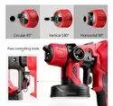 Build skill paint sprayer