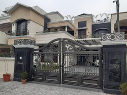 AS INDUSTRIES Swing Cast Iron Gate, For Home