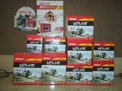 Uplus UT7D-4  Motorcycle Battery 12V 7AH