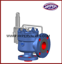 """Angle Pilot Operated Safety Valve, Size: 1"""" To 12"""""""