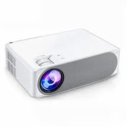 Akey 6S Projector Full HD 1080P Support 4K Led, 6000 Lux Smart Multimedia Projector Video Games