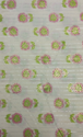 Lurex Cotton Foil And Jari Print Fabric