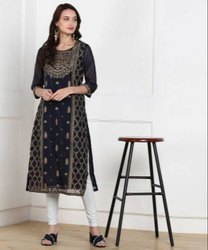 XL XXL XXL Ladies Cotton Kurtis