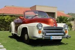 Morries Style Vintage Car Rental