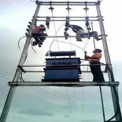 Electric Transformer Installation Service