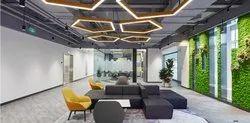 Commercial Interior Decoration Service