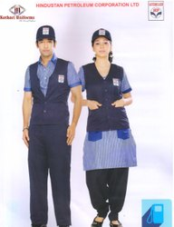 Poly cotton Half sleeves Hp Petrol Pump Uniform