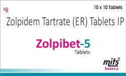 Zolpidem Tartrate Tablets 5 Mg