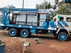 High Efficiency Water Well Drilling Rig Only Mounting