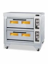 13.2 Kw Butler Electric Oven, Model Name/Number: Edo-2d-4t Premia