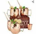 Copper Mug SET