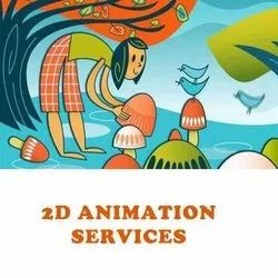 Digital Project Based 2D Animation Service