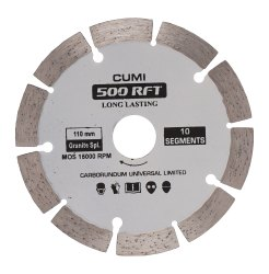 CUMI 500 RFT Diamond Blade