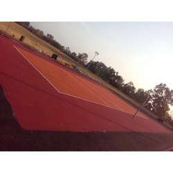 Acrylic Synthetic Tennis Court Flooring