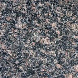 Polished Sapphire Blue Granite Stone, For Flooring and Countertops, Thickness: 18 mm