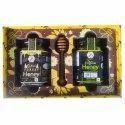 Diwali Health Gift Pack Forest Honey, 350g & Organic Honey, 350g