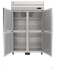 Hoshizaki Direct Cool 4 Door Vertical Refrigerator, Model Name/Number: HRSW126MS4, Capacity: 1000L