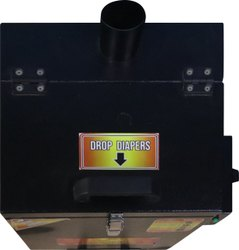 ABM Sapi Burn Diaper Disposal Machine