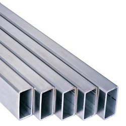 Rectangular Stainless Steel Pipe