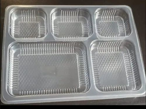 Plastic Tray With Lid