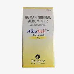 Human Noram Albumin IP Injection