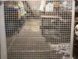 White Glass Frosting Net, Thickness: Sheet Thickness 2mm, Size: 4'x4' 4'x6' 4x8'