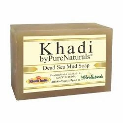 Bypurenaturals Khadi Dead Sea Mud Soap- 125gm