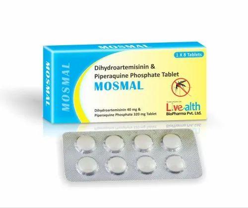 Dihydroartemisinin & Piperaquine Phosphate Tablets