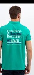 Mens Corporate Cotton T Shirts