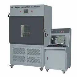 Battery Internal Short Circuit Tester