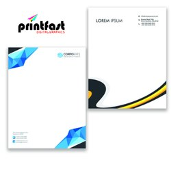 Paper Letter Head Printing Services