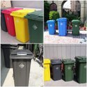 7L Dustbin With Flat Lid