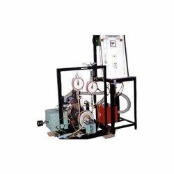 VARIABLE COMPRESSION RATIO PETROL ENGINE TEST RIG