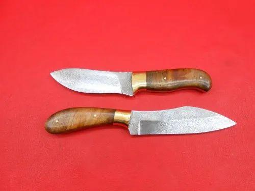 Damascus Steel Handicraft Knife