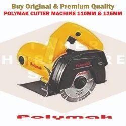 Polymak Circular Cutter Machine 110mm & 125mm, Cutting Disc Size: 4 Inch, 1200