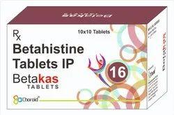 Betahistine 16 mg Tablets (Betakas 16)