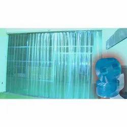 Plain PVC Strip Curtain
