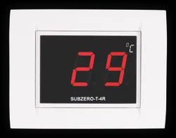 Digital Temperature Indictor Rectangle T4R