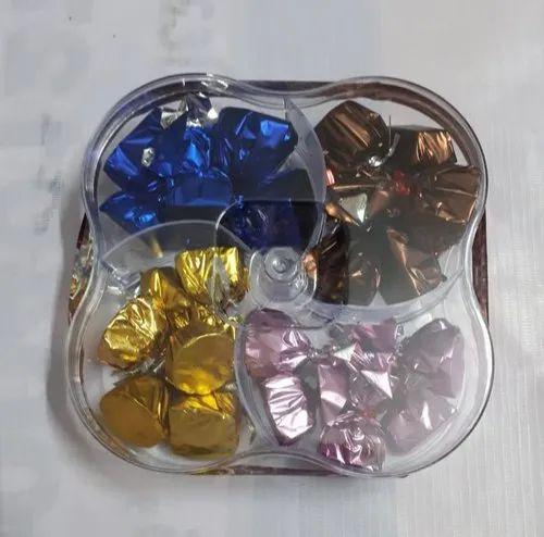Round Chocobite Handmade Chocolate Box