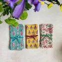 Meera Handicrafts Block Printed Napkin