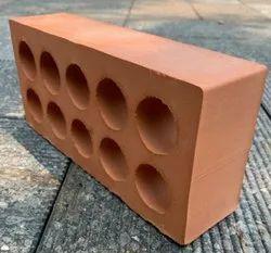 Premier Red Clay Clinker Bricks, Size: 215mm X 100mm X 55mm